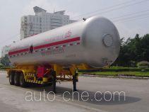 Jiuyuan KP9401GYQYA liquefied gas tank trailer