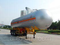 Jiuyuan KP9406GYQ liquefied gas tank trailer