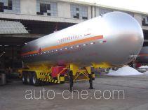Jiuyuan KP9408GYQ liquefied gas tank trailer