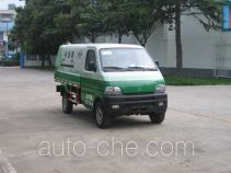 Jiutong KR5023ZLJ sealed garbage truck