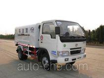 Jiutong KR5051ZLJD sealed garbage truck