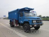 Jiutong KR5100ZLJD4 dump garbage truck