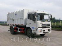 Jiutong KR5120ZLJD4 dump garbage truck