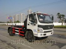 Jiutong KR5120ZXXD4 detachable body garbage truck