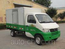 吉海牌KRD5021XXYBEV型纯电动厢式运输车