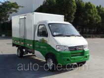 吉海牌KRD5022XXYBEV型纯电动厢式运输车