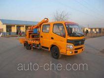 Jihai KRD5050TQX guardrail and fence repair truck