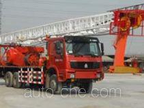 Jihai KRD5280TXJ well-workover rig truck