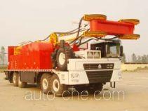 Jihai KRD5480TXJ well-workover rig truck