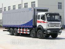 Liquid nitrogen operations truck