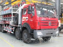 Kerui KRT5301TYG fracturing manifold truck
