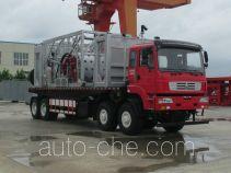 科瑞牌KRT5320TLG型连续油管作业车