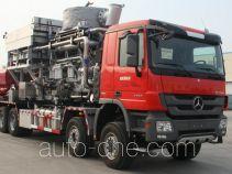 Kerui KRT5411TYL fracturing truck