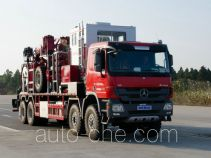 Kerui KRT5460TLG coil tubing truck