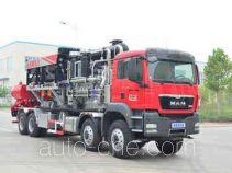 Kerui KRT5460TYL fracturing truck