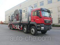 Kerui KRT5540TLG coil tubing truck