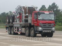 科瑞牌KRT5542TLG型连续油管作业车