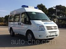 魁士牌KS5040XJH13型救护车