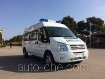 Kuishi KS5040XJH23 ambulance