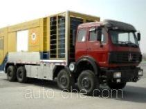 Kaide Special Car KTU5300TDZ nitrogen gas booster truck