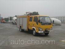 Kawei KWZ5041XZM rescue vehicle with lighting equipment