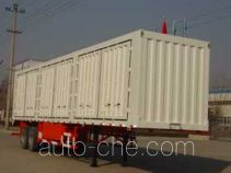 Tianma KZ9270XXY box body van trailer
