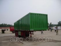 Aotong LAT9402XXY полуприцеп фургон