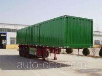 Aotong LAT9403XXY полуприцеп фургон
