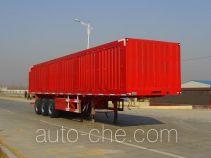 Aotong LAT9407XXY полуприцеп фургон