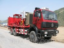 Haishi LC5191TYL70 fracturing truck