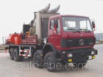 Haishi LC5280TYL105 fracturing truck