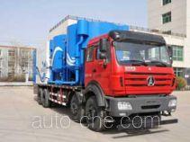 Haishi LC5290TGY oilfield fluids tank truck