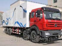 Haishi LC5300TGY oilfield fluids tank truck