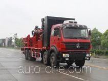 Haishi LC5330TYL140 fracturing truck