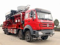 Haishi LC5380TYL140 fracturing truck