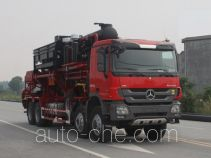 Haishi LC5430TYL140 fracturing truck