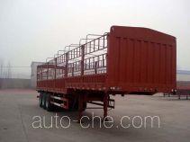 Luchi LC9404CLXE stake trailer