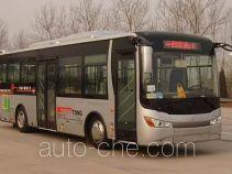 中通牌LCK6101HEV型混合动力城市客车