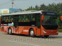 中通牌LCK6105GHEV型混合动力城市客车