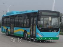 Zhongtong LCK6119PHEVNG plug-in hybrid city bus