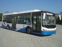 中通牌LCK6120GEV型纯电动城市客车