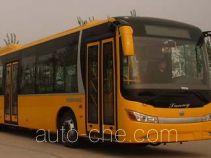 中通牌LCK6120GHEV型混合动力城市客车