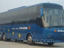 中通博发牌LCK6140W-1型卧铺客车