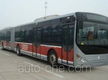 Zhongtong LCK6180HGA articulated bus