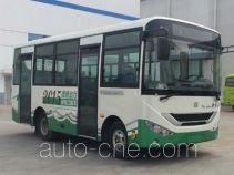 中通牌LCK6660EVG5型纯电动城市客车