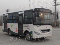 中通牌LCK6668EVG2型纯电动城市客车