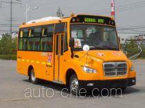 Zhongtong LCK6670D4X preschool school bus