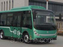 中通牌LCK6670EVG型纯电动城市客车