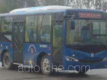 中通牌LCK6770N4GE型城市客车