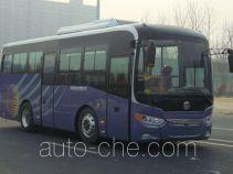 中通牌LCK6850EVG型纯电动城市客车